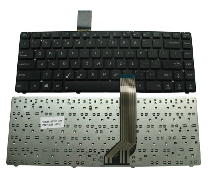Laptop us keyboard for Asus S400CA-BSI3T12 S400CA-RSI5T18