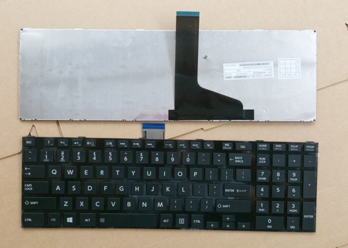 Laptop us keyboard for Toshiba satellite S855D-S5120 S855D-S5148