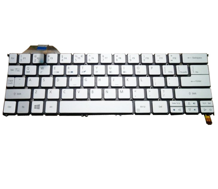 Laptop us keyboard for Acer Aspire S7-392-9460
