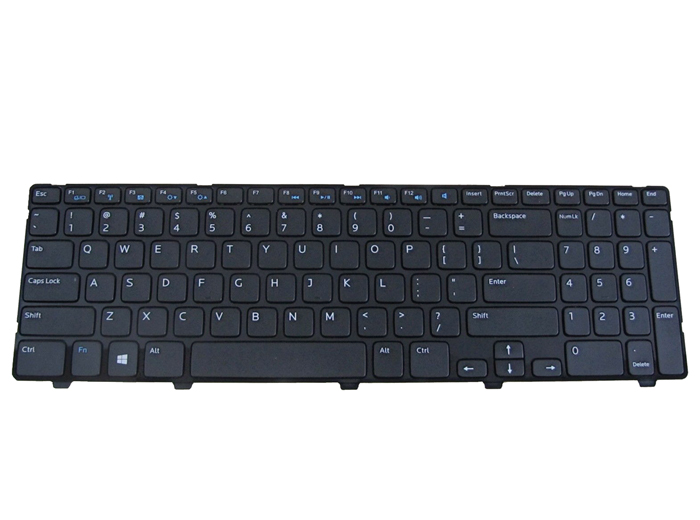 Laptop us keyboard for Dell Inspiron i5547-3750sLV