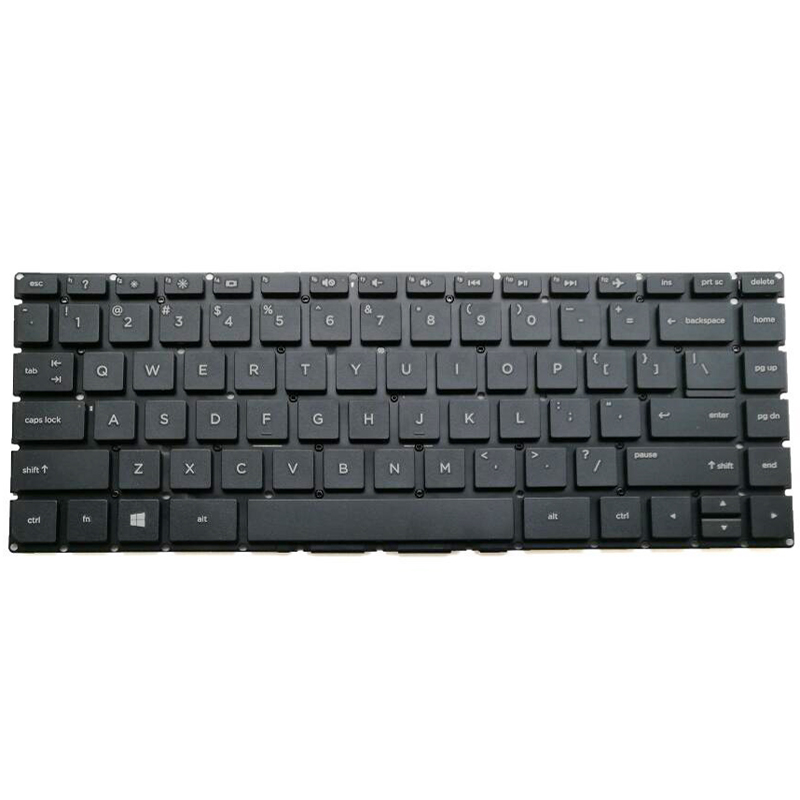 Laptop keyboard fit HP 14-ac110na